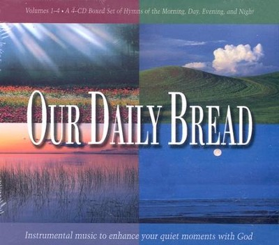 Our Daily Bread Volumes 1-4 Boxed CD Set   -