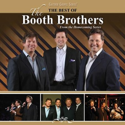 The Best of the Booth Brothers   -     By: The Booth Brothers