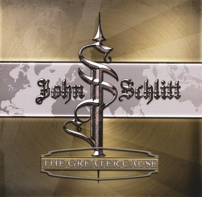 The Greater Cause CD  -     By: John Schlitt