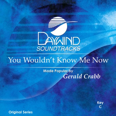 You Wouldn't Know Me Acc, CD  -     By: Gerald Crabb