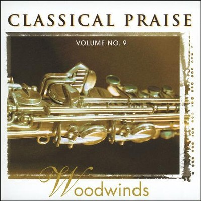 Classical Praise: Woodwinds CD   -