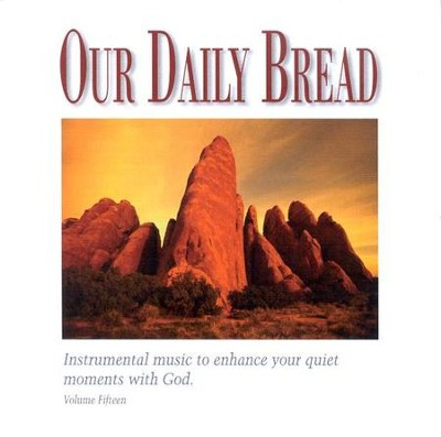 Our Daily Bread, Volume 15: Hymns of Assurance CD   -