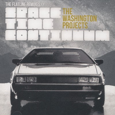 Space Time Continuum CD  -     By: The Washington Projects
