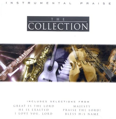 Instrumental Praise: The Collection, Compact Disc [CD]   -