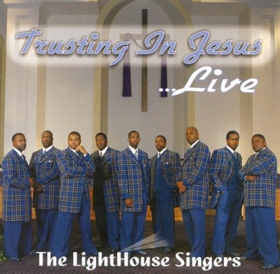 Trusting In Jesus Live CD    -     By: The Lighthouse Singers