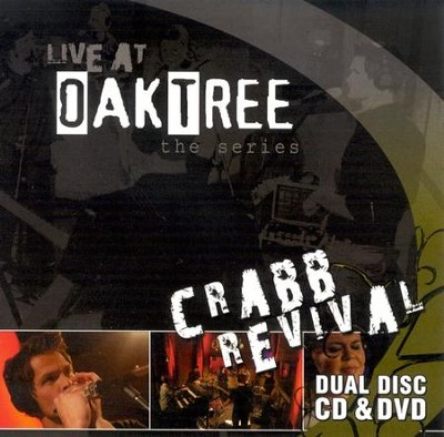 Crabb Revival: Live at Oak Tree DVD+CD   -     By: Crabb Revival