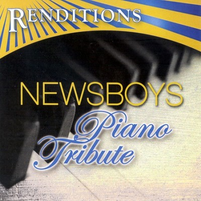 Piano Tribute: Newsboys CD  -