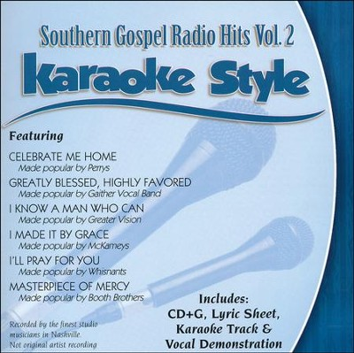 Southern Gospel Radio Hits, Volume 2   -