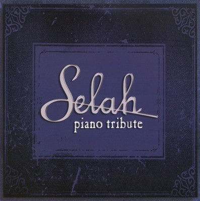 Piano Tribute: Selah CD  -