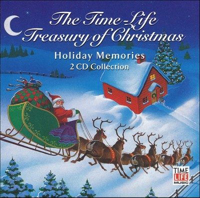 The Time Life Treasury of Christmas Holiday Memories (2 CD Collection)  -