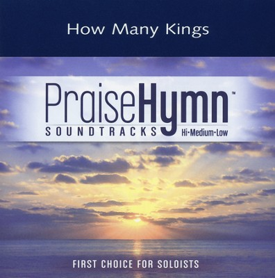 How Many Kings, Accompaniment CD   -     By: Downhere