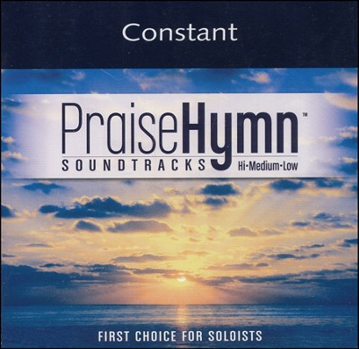 Constant (High With Background Vocals)  [Music Download] -