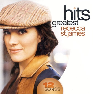 Greatest Hits: Rebecca St. James CD   -     By: Rebecca St. James