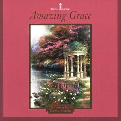 Thomas Kinkade Amazing Grace CD  -