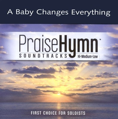 A Baby Changes Everything, Accompaniment CD   -     By: Faith Hill