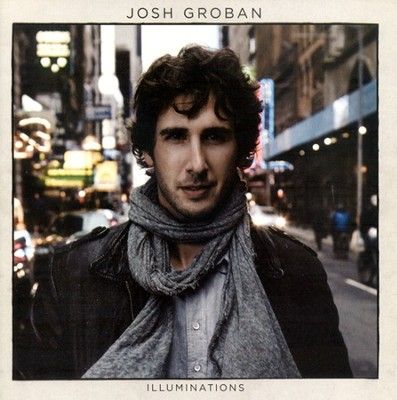 Illuminations CD   -     By: Josh Groban