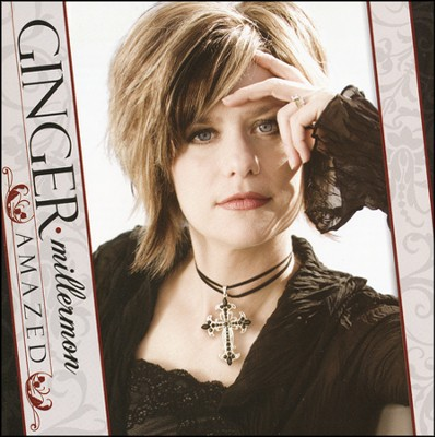 Amazed CD   -     By: Ginger Millermon