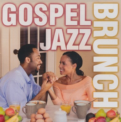 Gospel Jazz Brunch CD  -     By: Smooth Jazz All Stars