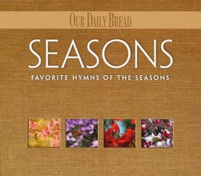Seasons: Favorite Hymns of the Seasons--Boxed Set  -