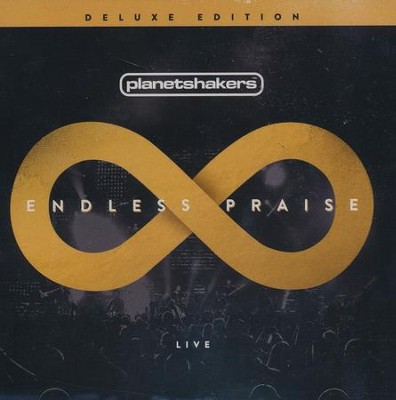 Endless Praise CD+DVD   -     By: Planetshakers
