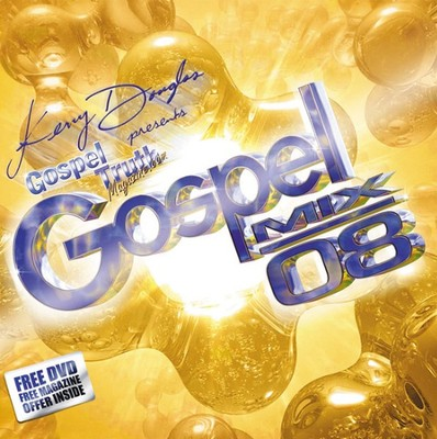 Gospel Mix '08 CD/DVD   -