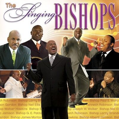 The Singing Bishops CD   -