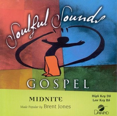 Midnite, Accompaniment CD   -     By: Brent Jones