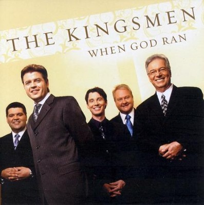When God Ran CD   -     By: The Kingsmen