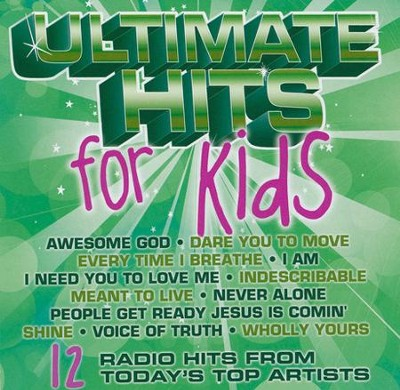 Ultimate Hits for Kids   -
