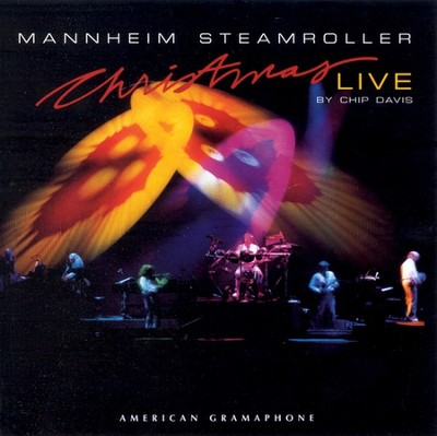 Christmas Live CD   -     By: Mannheim Steamroller