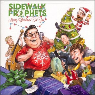 Merry Christmas to You   -     By: Sidewalk Prophets