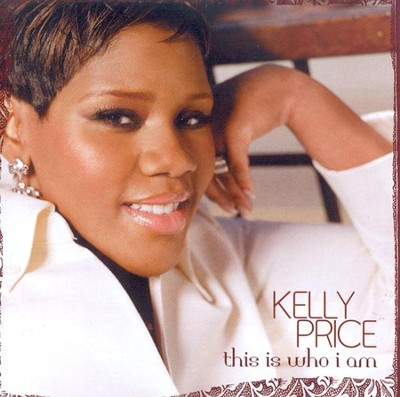 This Is Who I Am CD  -     By: Kelly Price