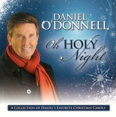 Oh Holy Night CD   -     By: Daniel O'Donnell