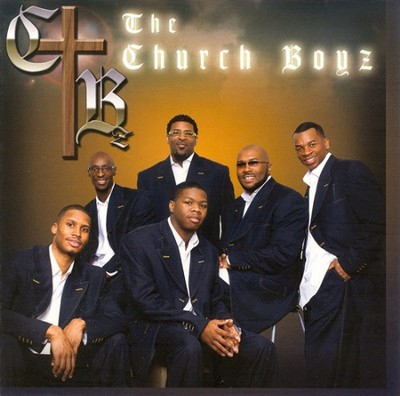 The Church Boyz CD   -     By: The Church Boyz