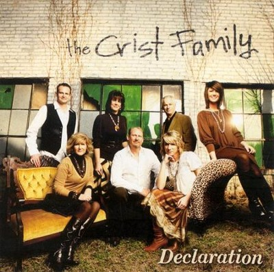 Declaration CD   -     By: The Crist Family