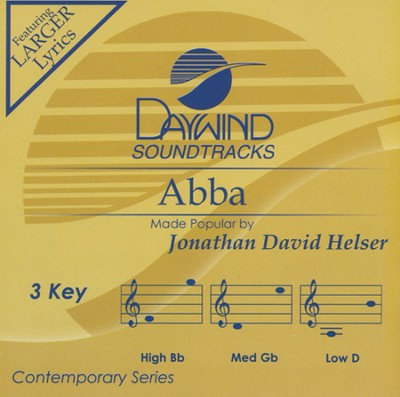 Abba, Acc CD   -     By: Jonathan D. Helser