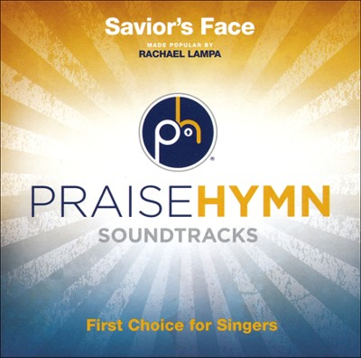 Savior's Face Acc, CD  -     By: Rachael Lampa