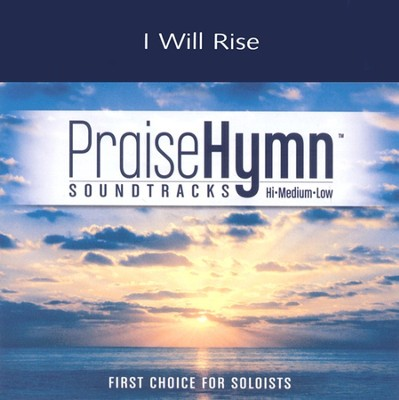 I Will Rise, Accompaniment CD   -     By: Chris Tomlin