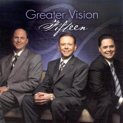 Fifteen CD   -     By: Greater Vision