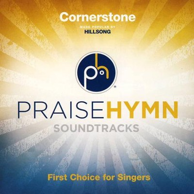 Cornerstone Acc, CD  -     By: Hillsong
