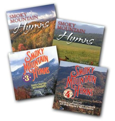 Smoky Mountain Hymns, 4 CDs   -