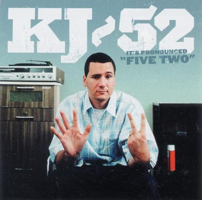 It's Pronounced Five Two CD   -     By: KJ-52