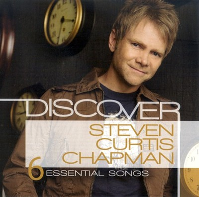 Discover: Steven Curtis Chapman Essential Songs - CD  -     By: Steven Curtis Chapman