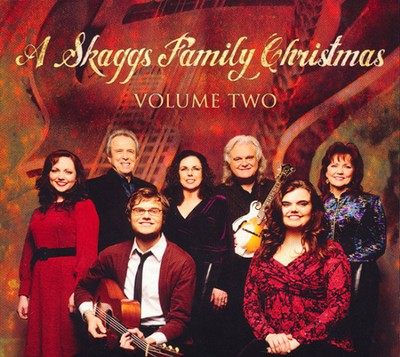 A Skaggs Family Christmas Volume 2 CD/DVD  -     By: Ricky Skaggs