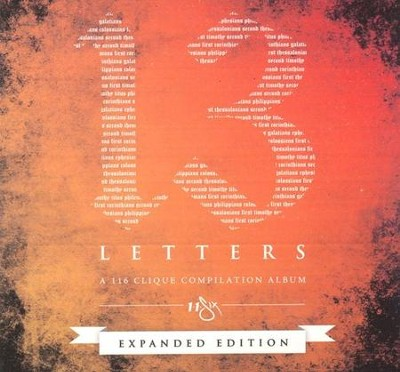 13 Letters: Expanded Edition CD   -     By: 116 Clique