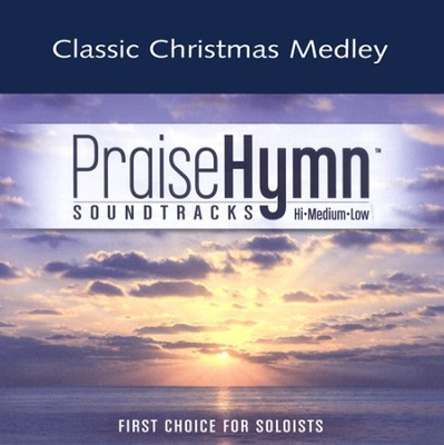 Classic Christmas Medley, Accompaniment CD   -