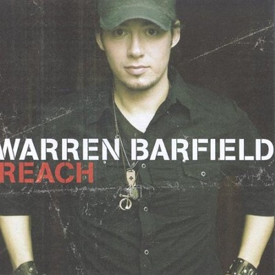 Reach, Compact Disc [CD]   -     By: Warren Barfield