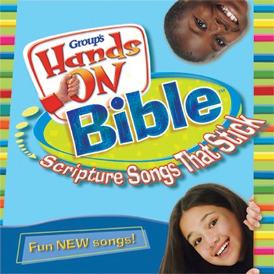 Hands-on-Bible Curriculum, Scripture Songs That Stick CD  -