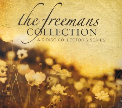 The Freemans Collection, 3 CD Set   -