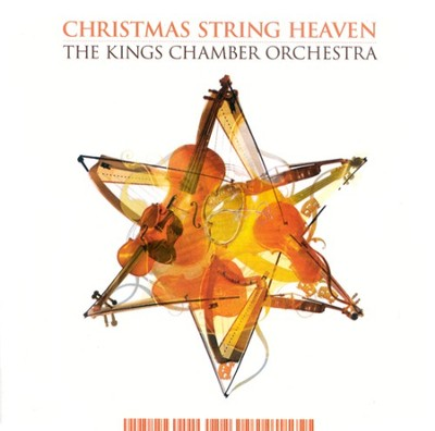 Christmas String Heaven CD   -     By: King's Chamber Orchestra